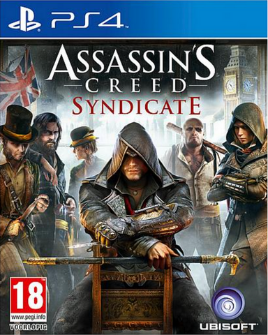 Assassin's Creed: Syndicate - Special Edition PS4