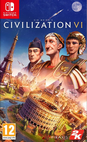 Civilization VI Nintendo Switch