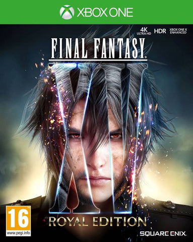 Final Fantasy XV - Royal Edition Xbox One