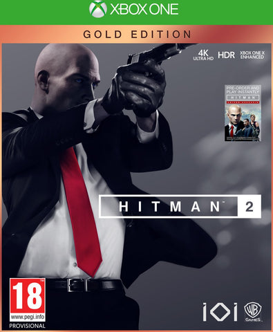 Hitman 2 - Gold Edition Xbox One