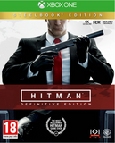 Hitman: Definitive Edition (Day One Steelbook) Xbox One
