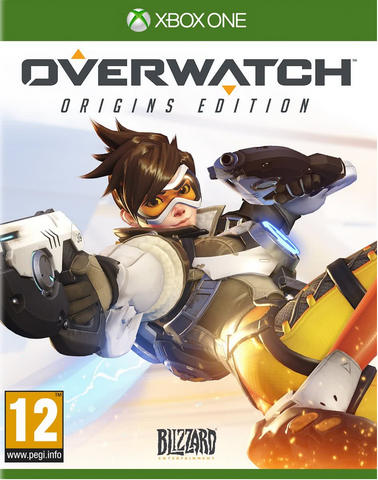 Overwatch: Origins Edition Xbox One