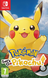 Pokemon: Let's Go Pikachu! Nintendo Switch