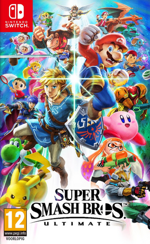 Super Smash Bros: Ultimate Nintendo Switch