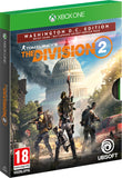 The Division 2 - Washington D.C. Edition Xbox One