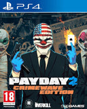 Payday 2: Crime Wave Edition PS4