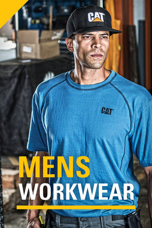 Best Men's Outdoor Workwear - Caterpillar Workwear