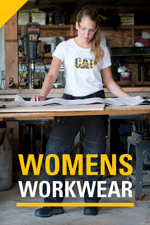 Best Women's Outdoor Workwear - Caterpillar Workwear