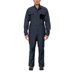 Flame Resistant Twill Coverall