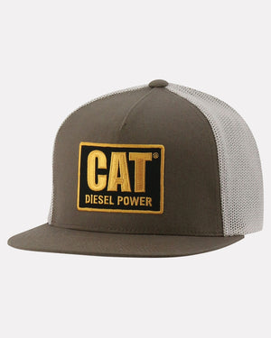 Diesel Power Flexfit Flat Bill Cap