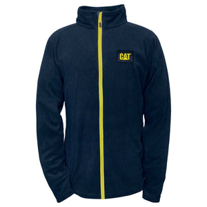 Caterpillar Men's Concord Fleece Jacket Navy