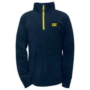 Caterpillar Men's Concord Fleece Pullover Black