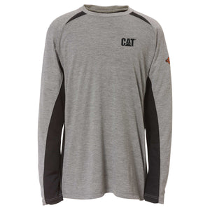 FLAME RESISTANT LONG SLEEVE PERFORMANCE CREW