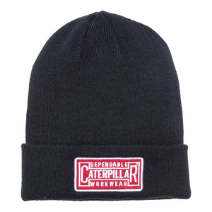 Caterpillar Men's Livingston Beanie Black