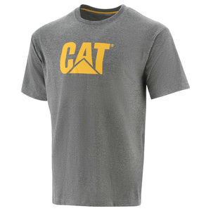 Caterpillar Men's Logo S/S Hashtag Tee Earthmover