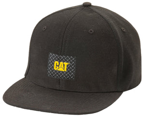 Full Metal Cap in Black