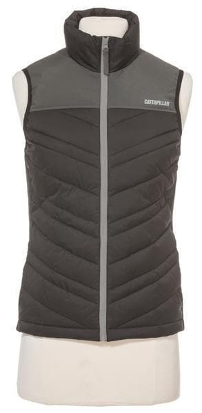 Womens Defender Vest in Black