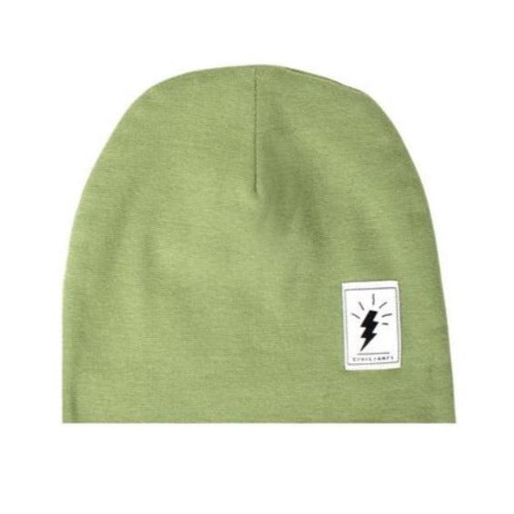 JERSEY BEANIE (ARMY GREEN)
