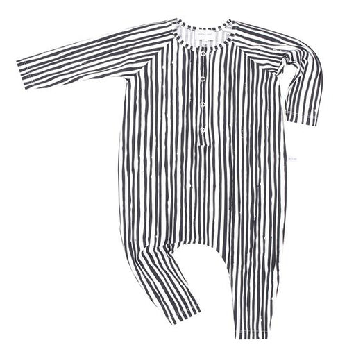 PAINTED STRIPES ROMPER - FIVE&KNUX