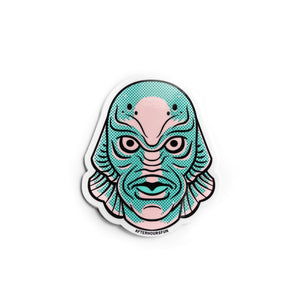 CREATURE PORTRAIT STICKER