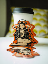 Lily Munster Sticker