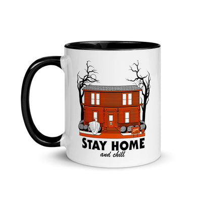 Stay Home And Chill Mug