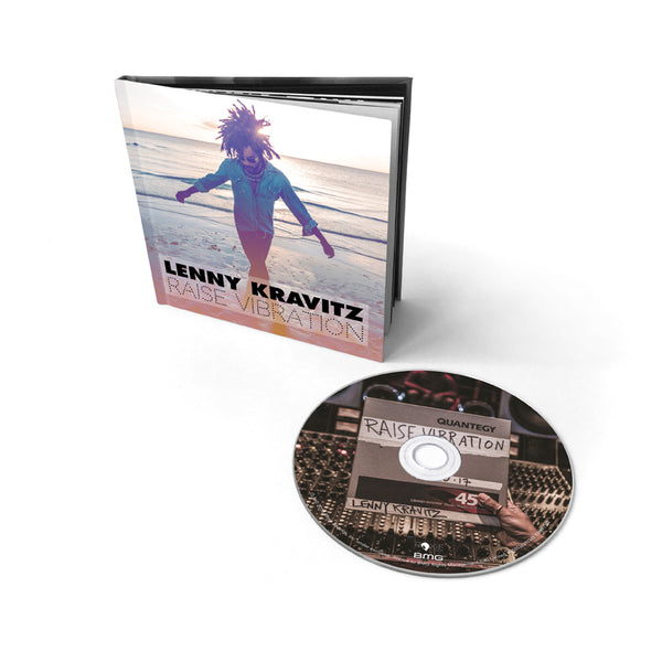RAISE VIBRATION (DELUXE CD)