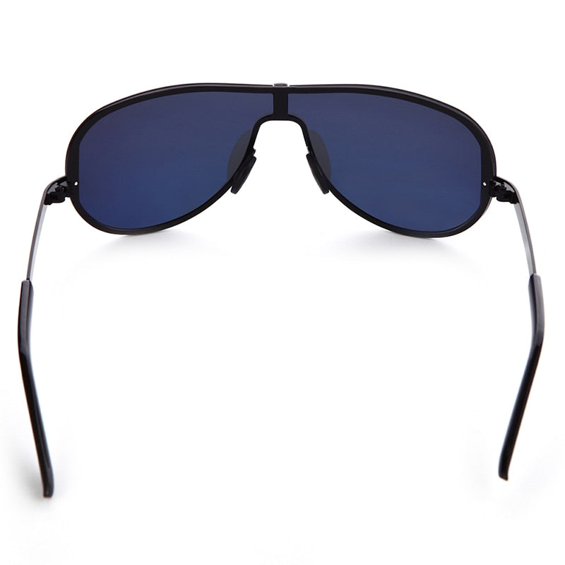 Rimless Men Driving Night Vision Shade - Earthy Eye Wear