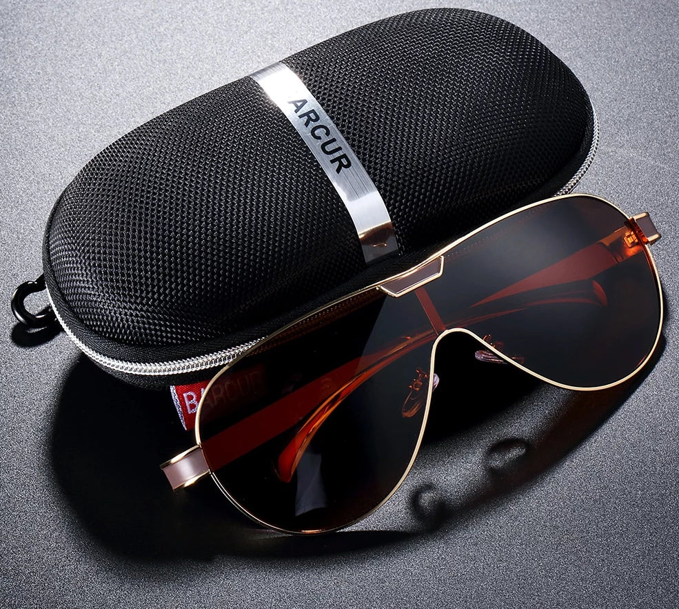 Driving Polarized UV400 Shades - Earthy Eye Wear