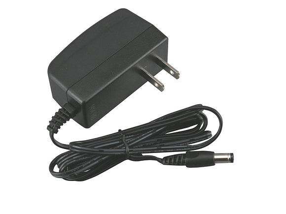 DVE AC Power Supply 12V 1A for Surveillance Cameras and Electronic Devices UL Approved