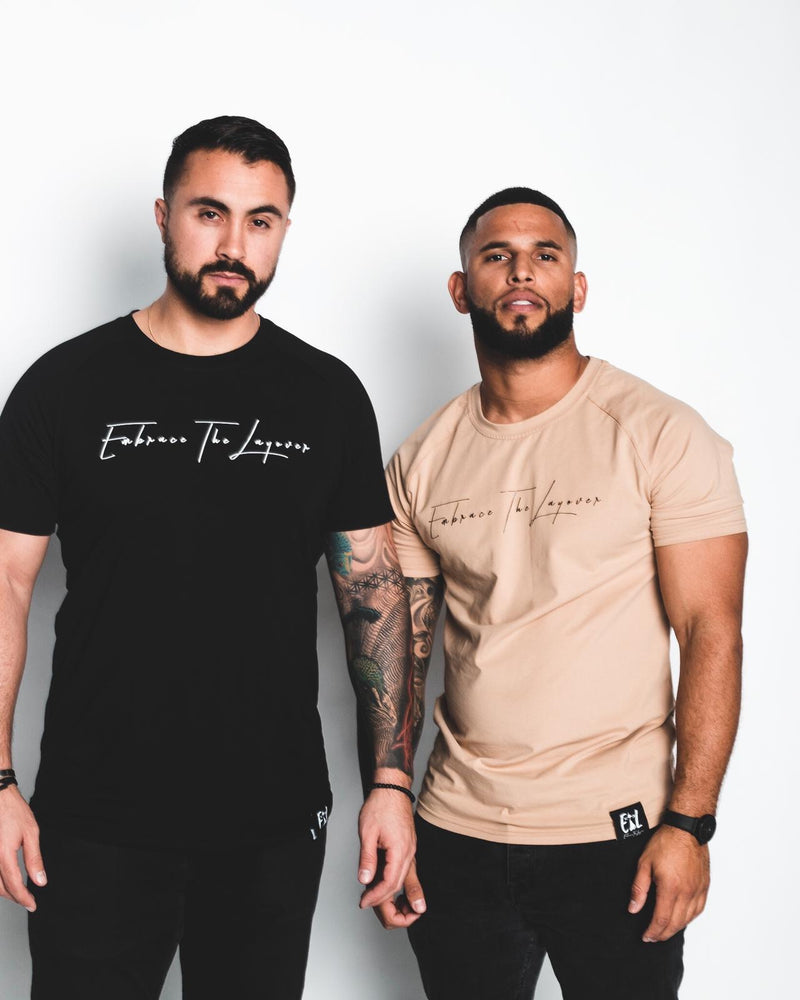 Men's Athletic ETL Tee - Sand