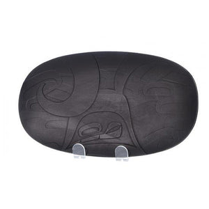 Sea to Sky Nesting Hostess Plate - S