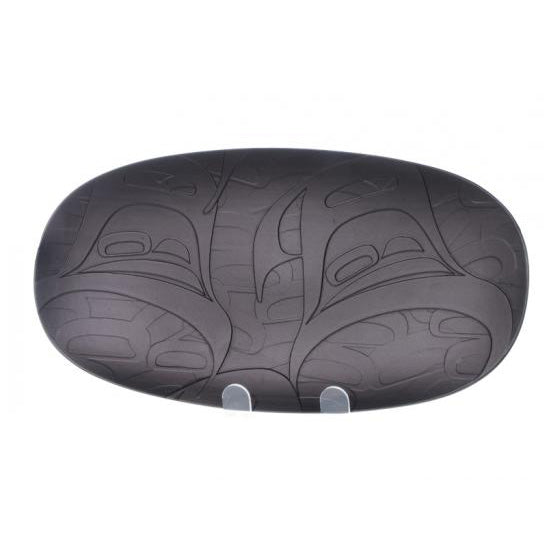 Sea to Sky Nesting Hostess Plate - L
