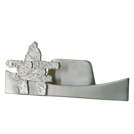 Business Card Holder - Inukshuk