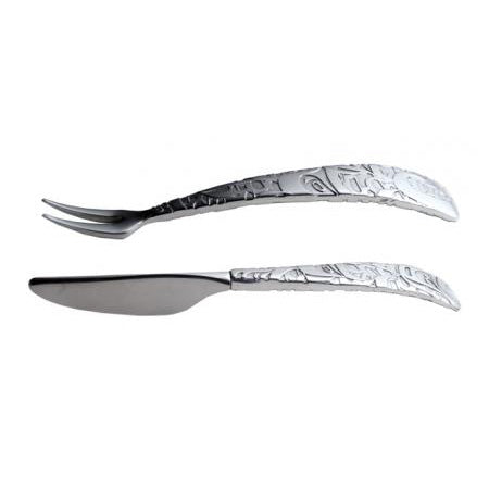 Pate Knife/Fork Set - Sea to Sky