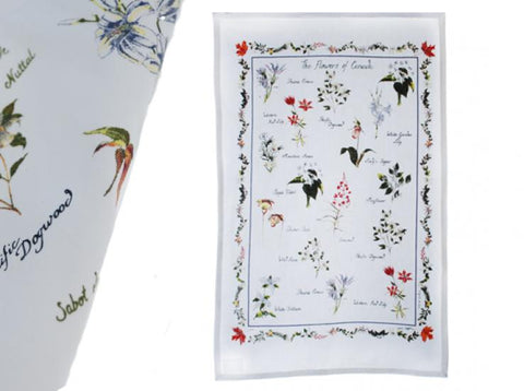 Wildflowers Cotton Kitchen Towels