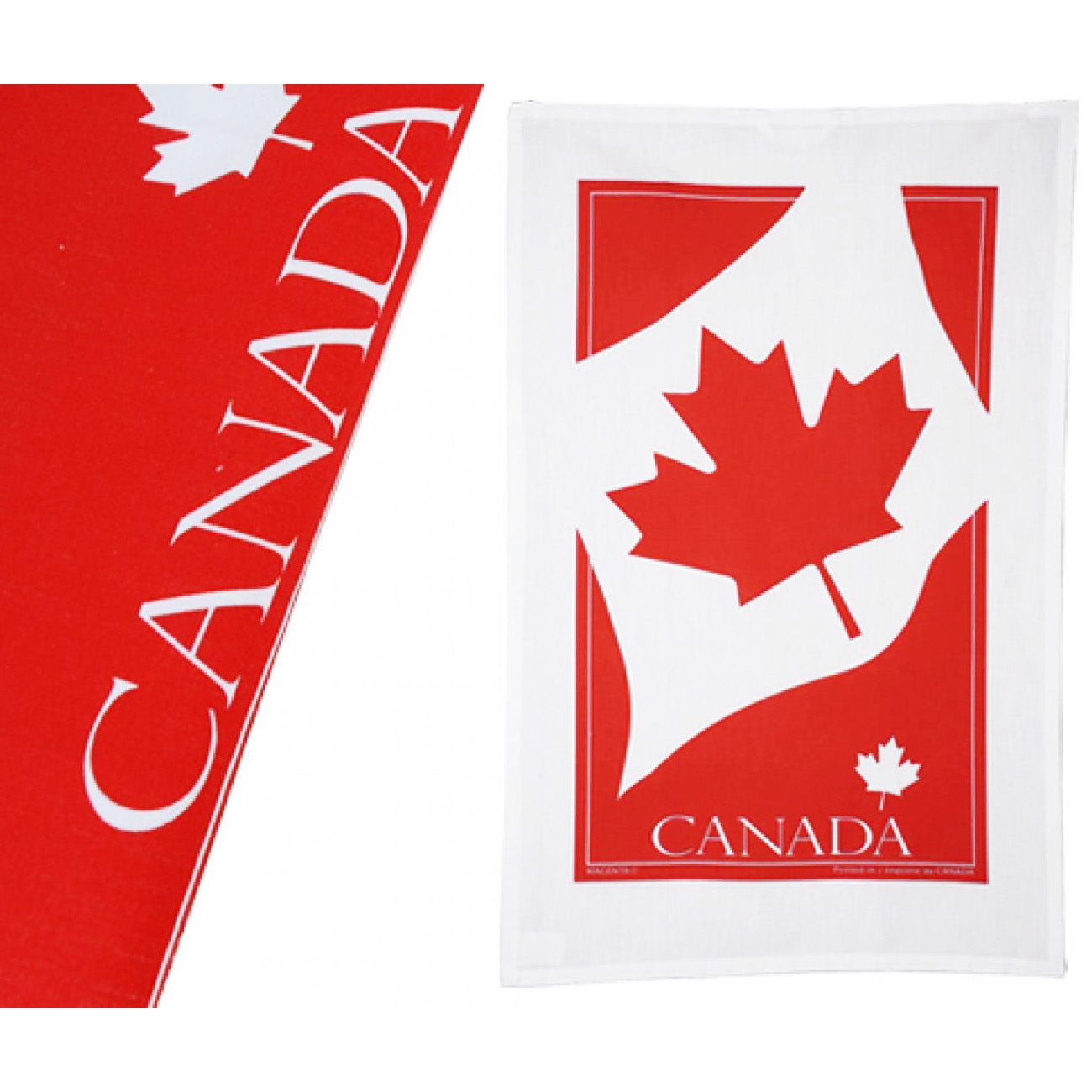 Flag Collection Cotton Tea Towel