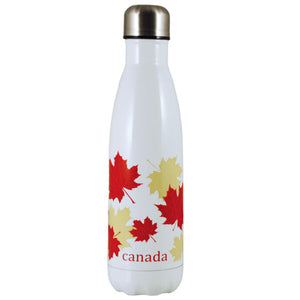 Maple Leaf Insulated Water Bottle
