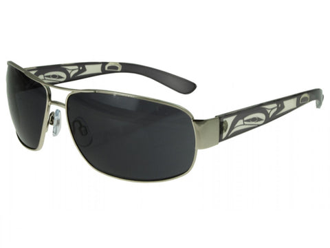 Brendan Sunglasses for Men - Killer Whale