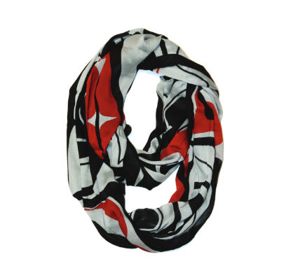 Bamboo Circle Scarf - Matriarch Bear