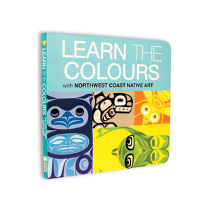 Board Book - Learn the Colours