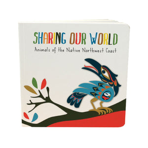 Hardcover Book - Sharing Our World