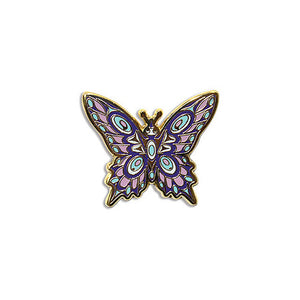 Enamel Pin - Butterfly