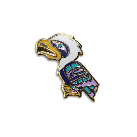 Enamel Pin - Eagle