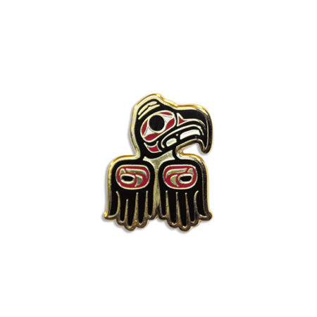 Enamel Pin -  Eagle Tradition