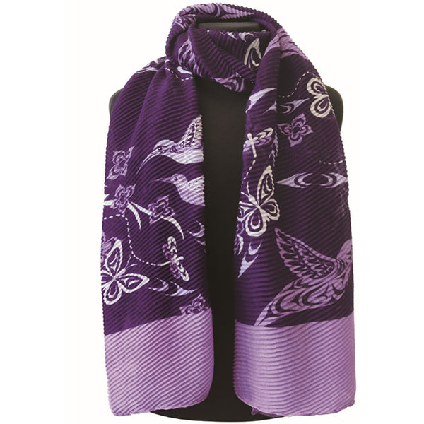 Eco Scarves - Hummingbird