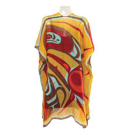 Cover-Up Kimono-Raven Brings Light