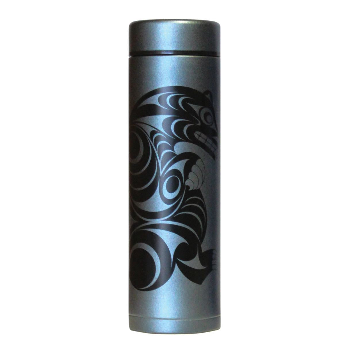 Insulated Stainless Steel Tumbler - Bear