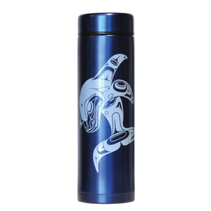 Insulated Stainless Steel Tumbler - Whale Tradition