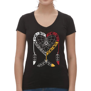 T-shirt - Healing Eagle Heart